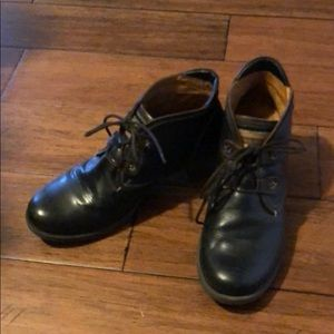 Pikolinos lace up leather boots Euro size 39.